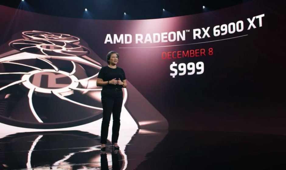 AMD Radeon RX 6900 XT: 3 GHz di frequenza massima!