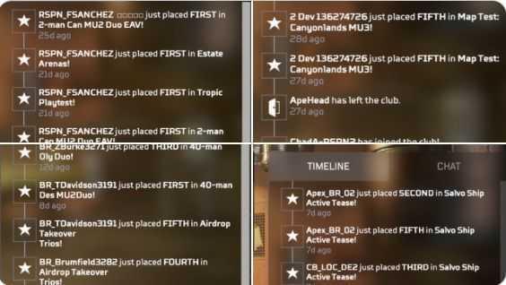 Apex Legends: un leak rivela una nuova mappa e un'arena