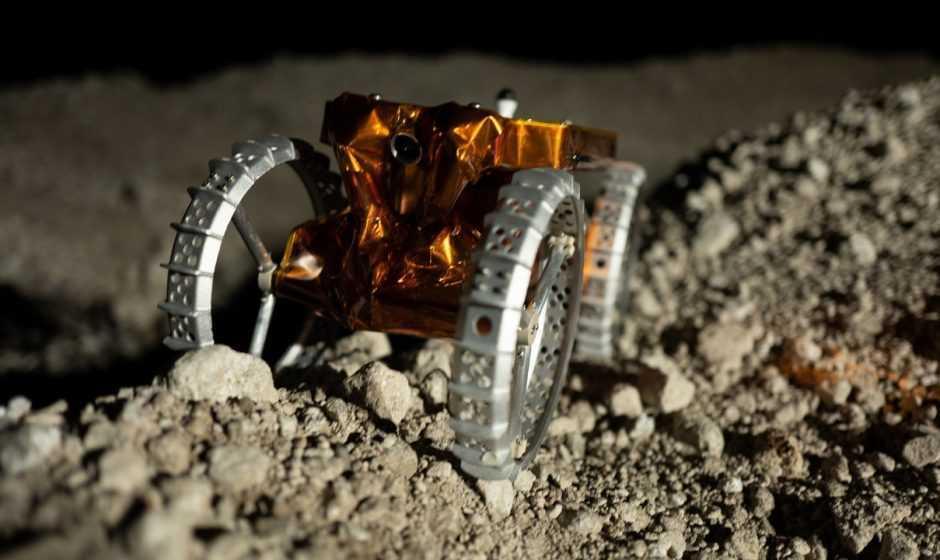 Bosch e NASA insieme per progettare i nuovi mini robot lunari