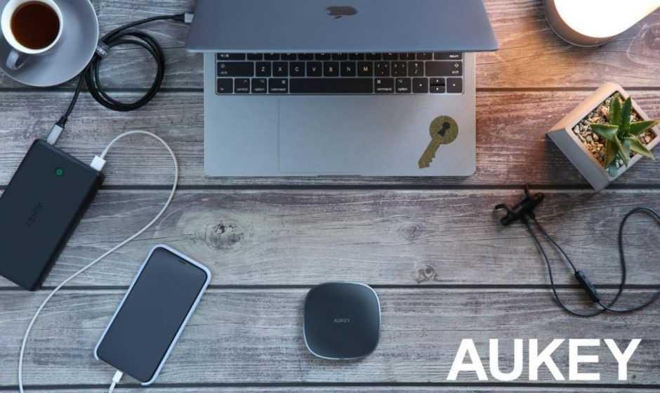 8 regali di Natale per patiti di tecnologia (e non) da AUKEY