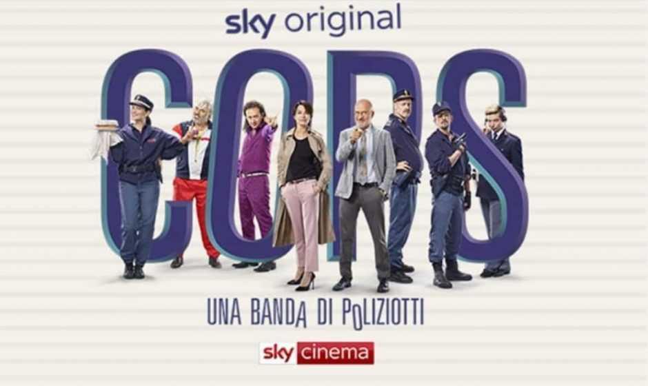 Cops: la nuova commedia targata Sky Original