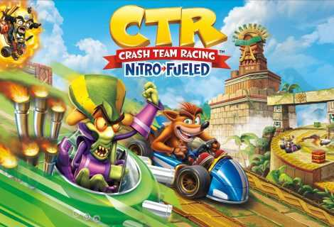Crash Team Racing Nitro-Fueled in prova con Nintendo Switch Online