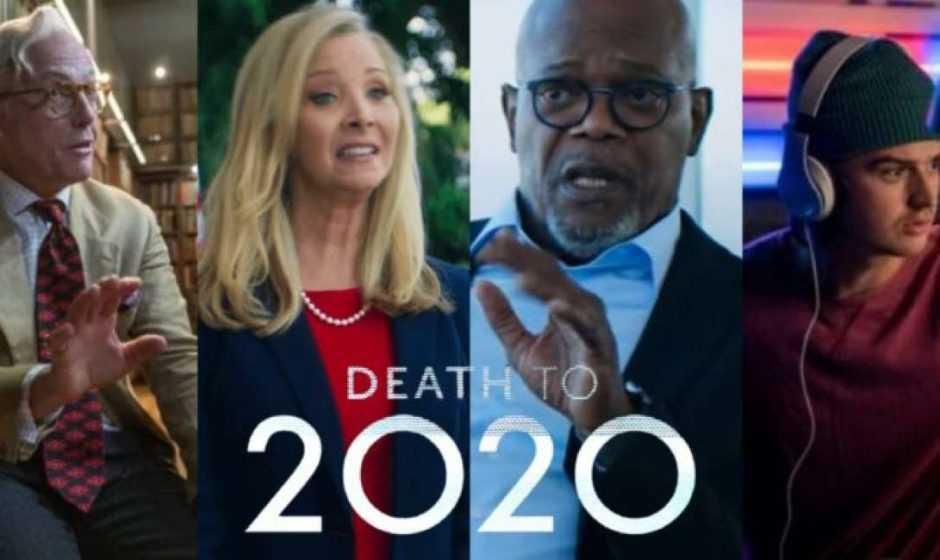 Recensione Death to 2020: uno sguardo all'anno trascorso
