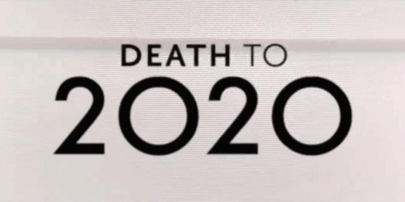 Death to 2020: su Netflix il mockumentary di Charlie Brooker