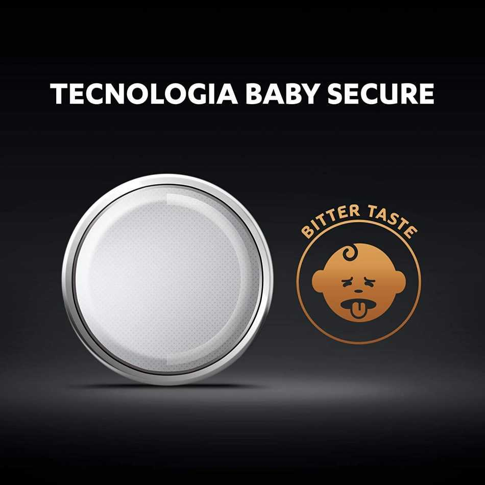 Duracell: ecco l'innovativa tecnologia Baby Secure