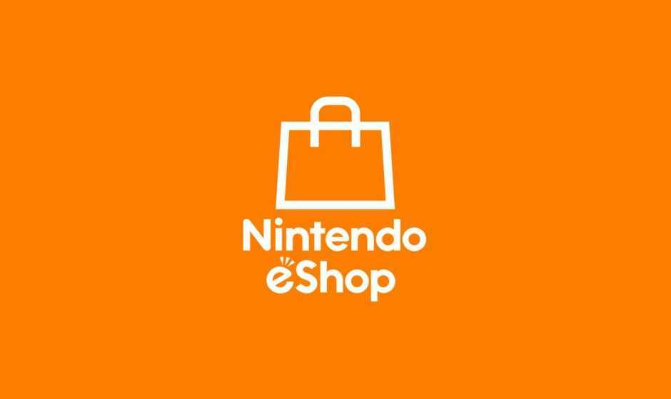 Nintendo Switch: primi saldi digitali del 2021