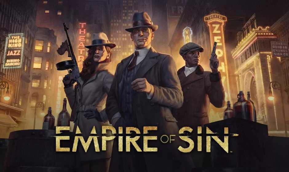 Empire of Sin: disponibile da oggi su tutte le piattaforme