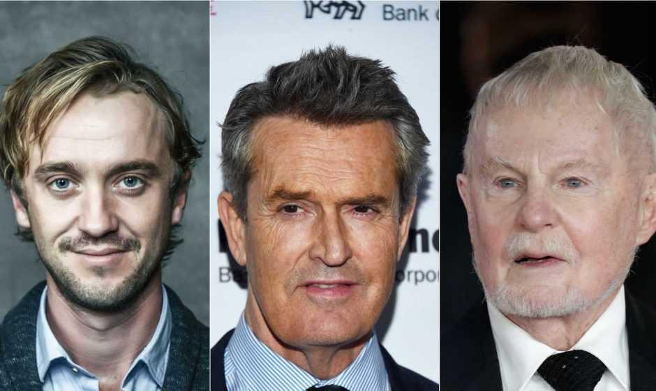 Rupert Everett, Derek Jacobi e Tom Felton nel cast di Lead Heads