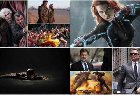 I film più attesi del 2021: i titoli che ci aspettano nelle sale