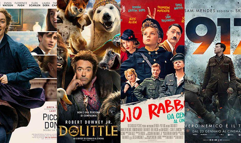 Top 10: i migliori film del 2020 secondo tuttoteK