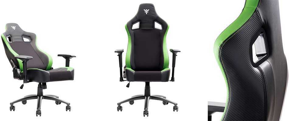 iTek presenta le sue nuove sedie da gaming