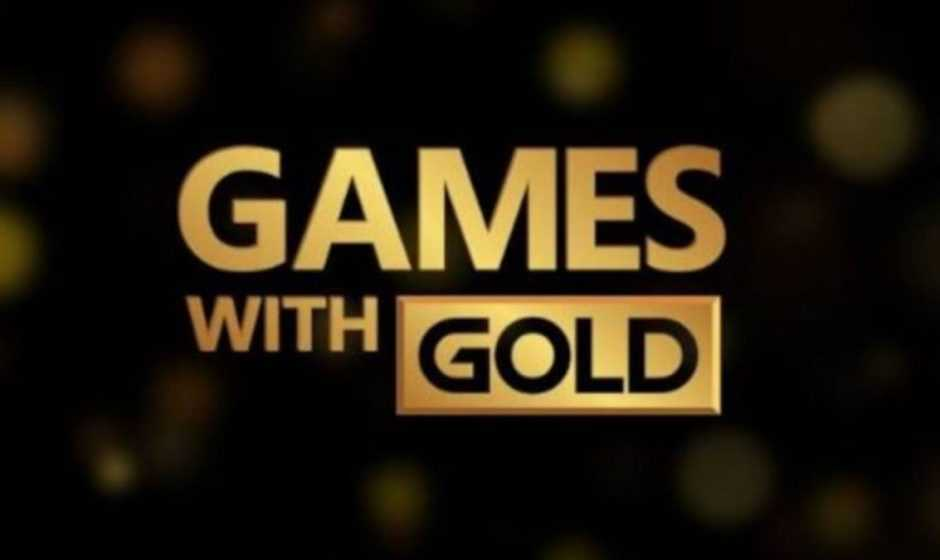 Games with Gold: ecco i titoli di Luglio 2021