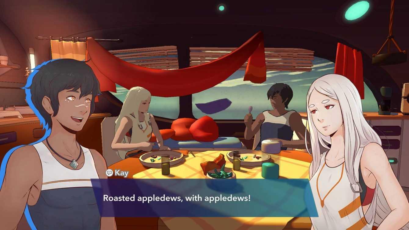 Recensione Haven per Xbox Series X / S