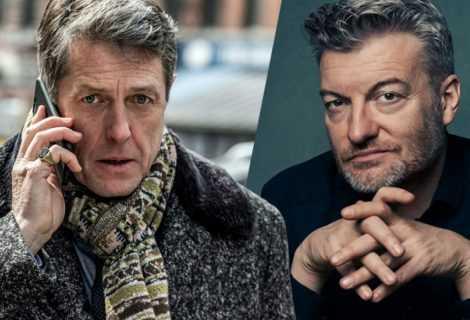Hugh Grant: nuovo progetto con l'autore di Black Mirror