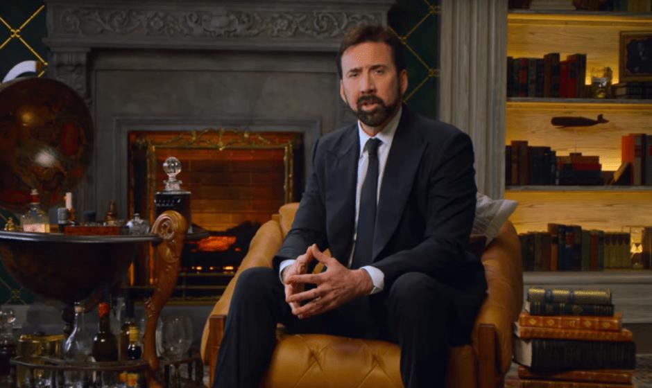 History of Swear Words: il trailer della serie con Nicolas Cage