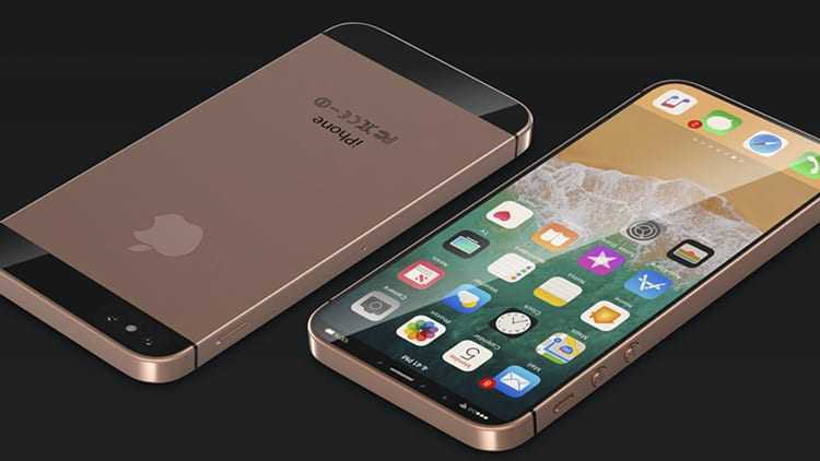 Novità iPhone SE 3: full screen senza notch