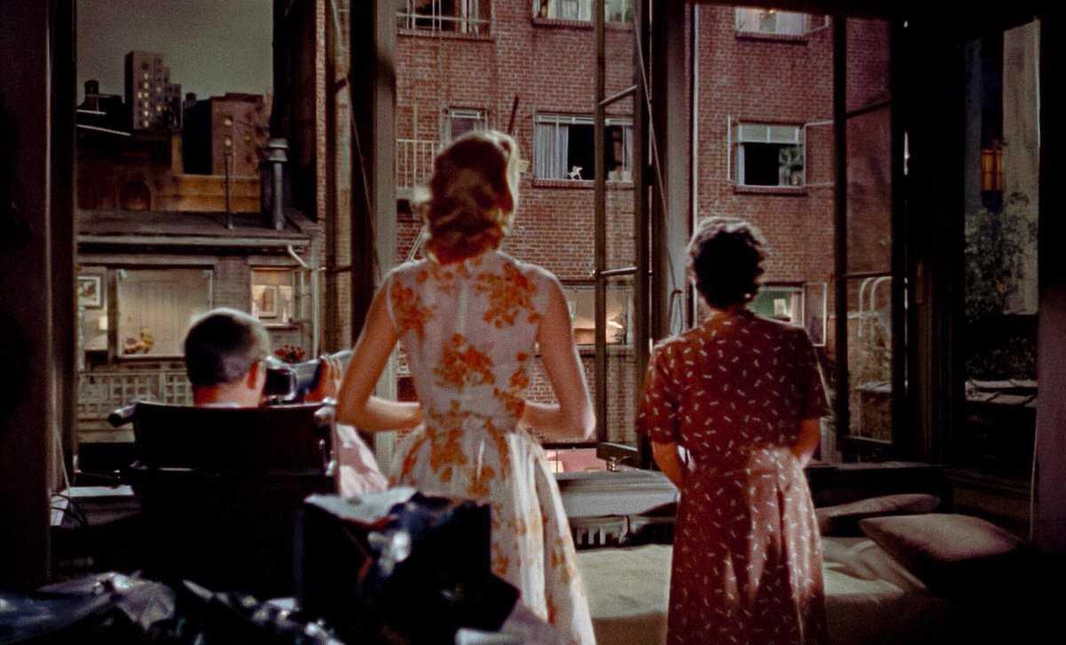 La finestra sul cortile: la veduta-schermo | Alfred Hitchcock
