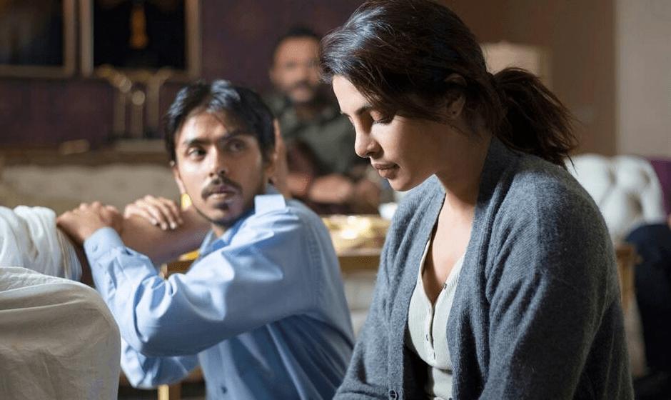 La tigre bianca: è online il trailer del film con Priyanca Chopra