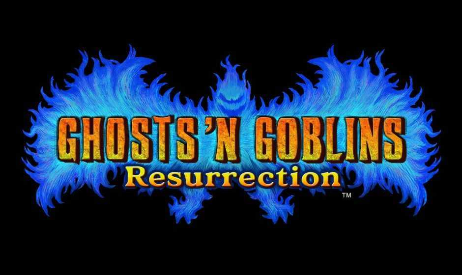 Ghost N' Goblins Resurrection e Capcom Arcade Stadium arrivano su Nintendo Switch