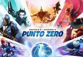 """Fortnite: ecco le novità della patch della Stagione 5, """"Punto Zero"""""""