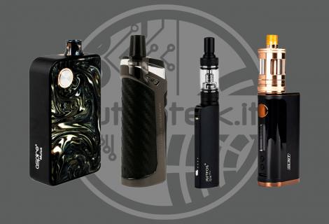 Migliori sigarette elettroniche | Gennaio 2021