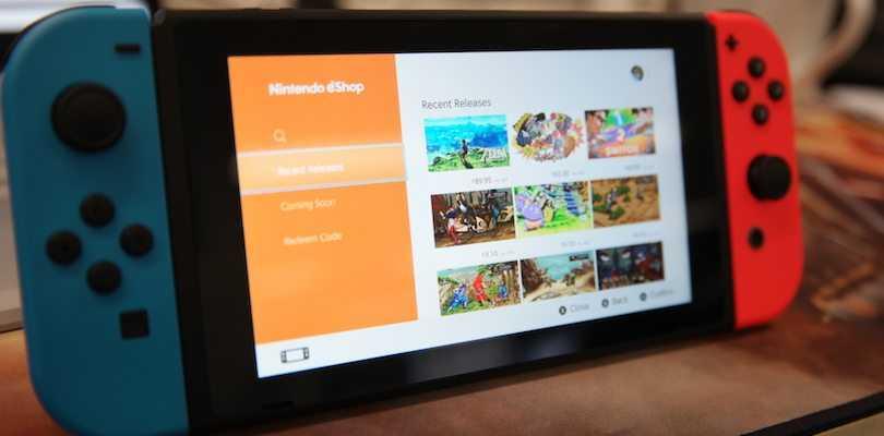 Nintendo eShop: gli sconti totali sono al capolinea