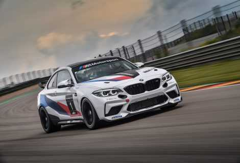 Il primo campionato BMW M2 CS Racing Cup Italy è pronto al via