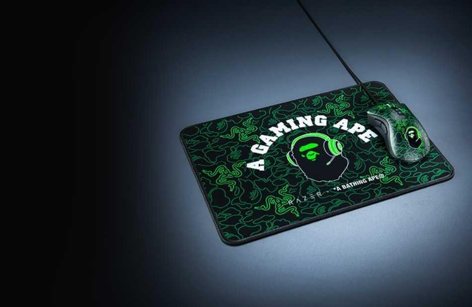 """Razer X Bape: ecco la nuova collezione """"A Gaming Ape"""""""