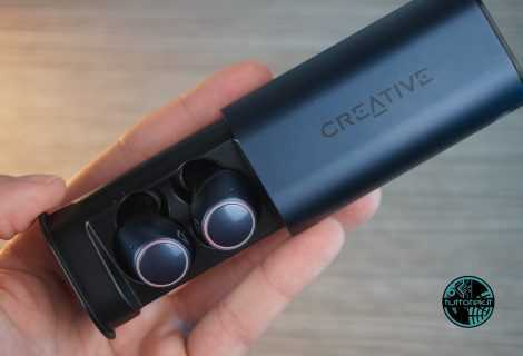 Recensione Creative Outlier Air V2: l'upgrade che serviva!