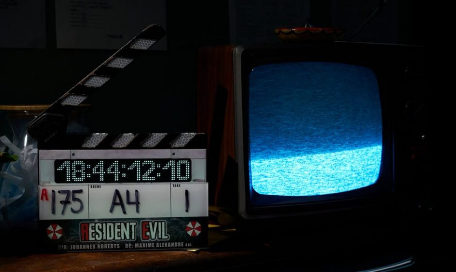 Resident Evil: terminate le riprese del reboot