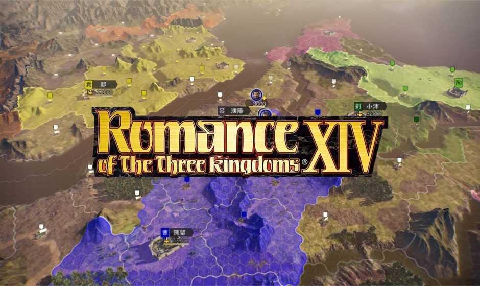 Romance of The Three Kingdoms 14: i dettagli sul nuovo DLC di espansione