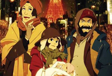 Tokyo Godfathers, di Satoshi Kon | In the mood for East Speciale Natale 2020
