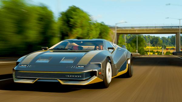 Forza Horizon 4: un'auto di Cyberpunk 2077 annunciata per il gioco ai The Game Awards 2020?