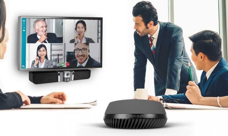 Ligra: soundbar all-in-one e tanti prodotti Aver per videoconferenza