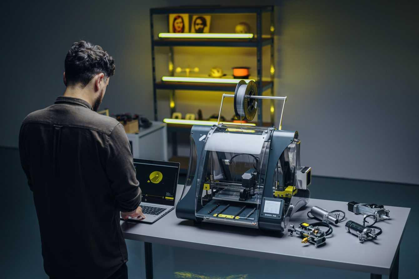Zmorph: presentati i nuovi modelli di stampanti 3D e i progetti per il 2021