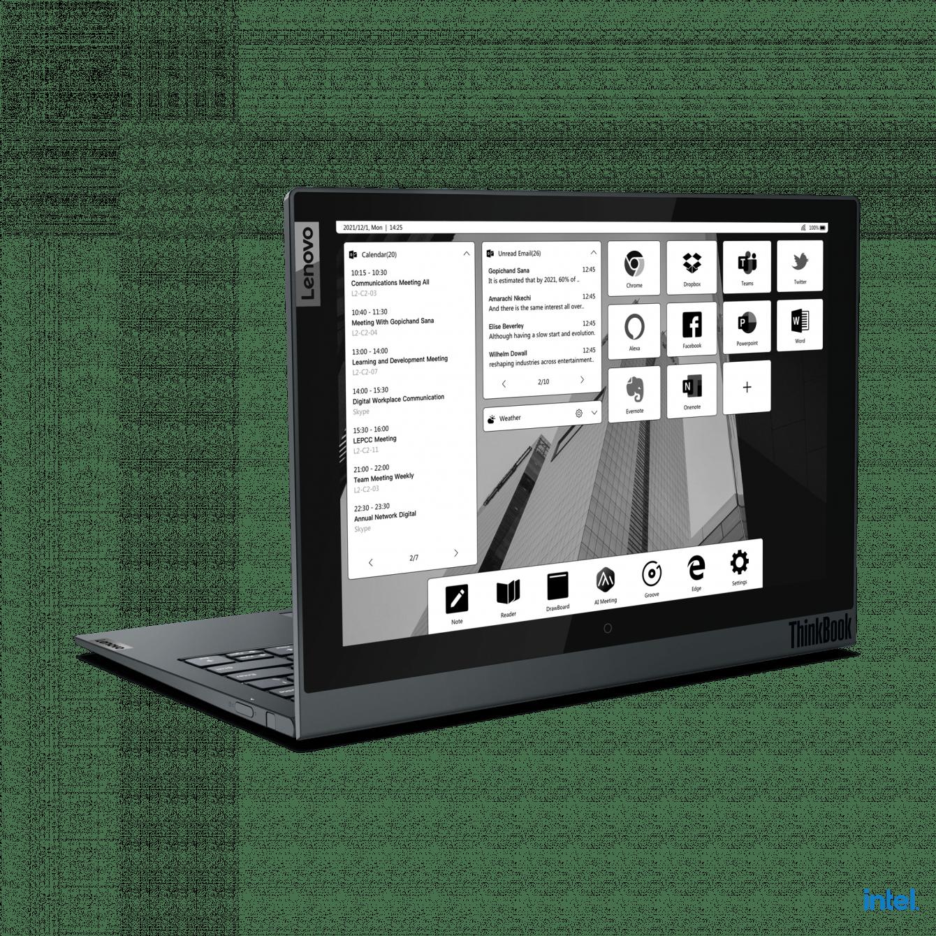 Lenovo ThinkBook: notebook da ufficio sempre più eleganti
