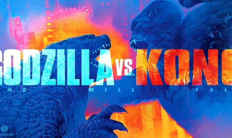 Godzilla vs Kong: il trailer del nuovo incredibile monster movie