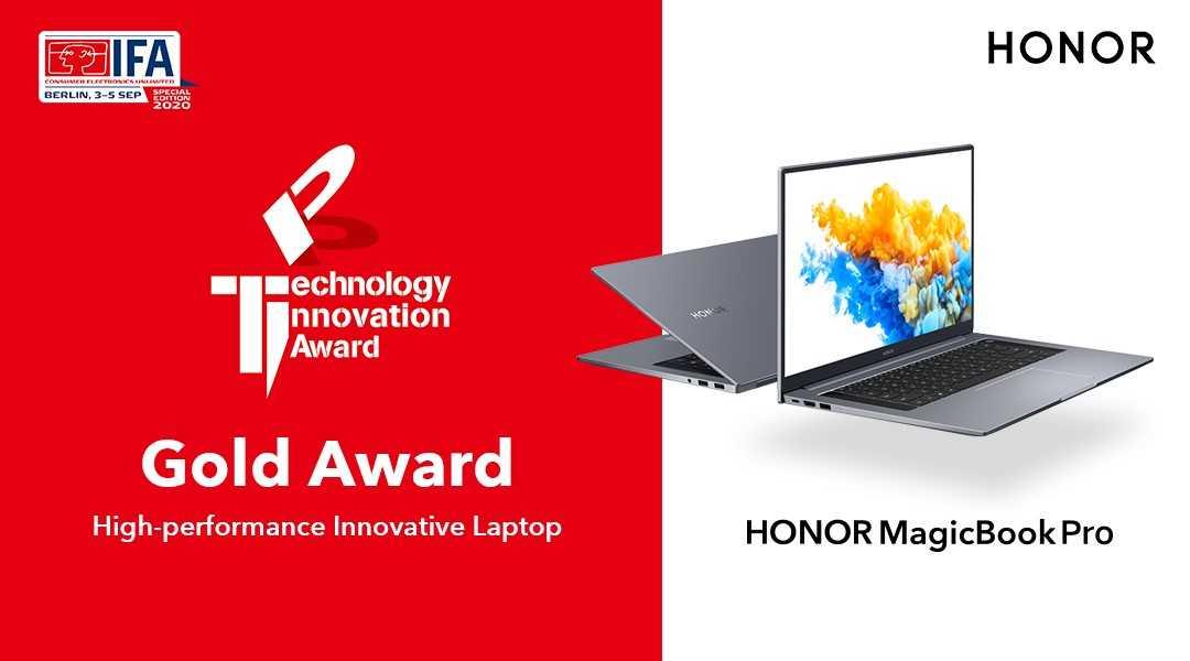 HONOR presenta MagicBook Pro con Ryzen 5 4600H