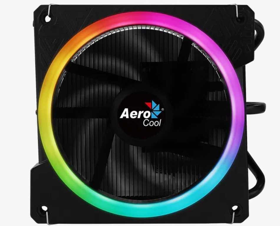 Aerocool: annunciato il nuovo dissipatore aRGB