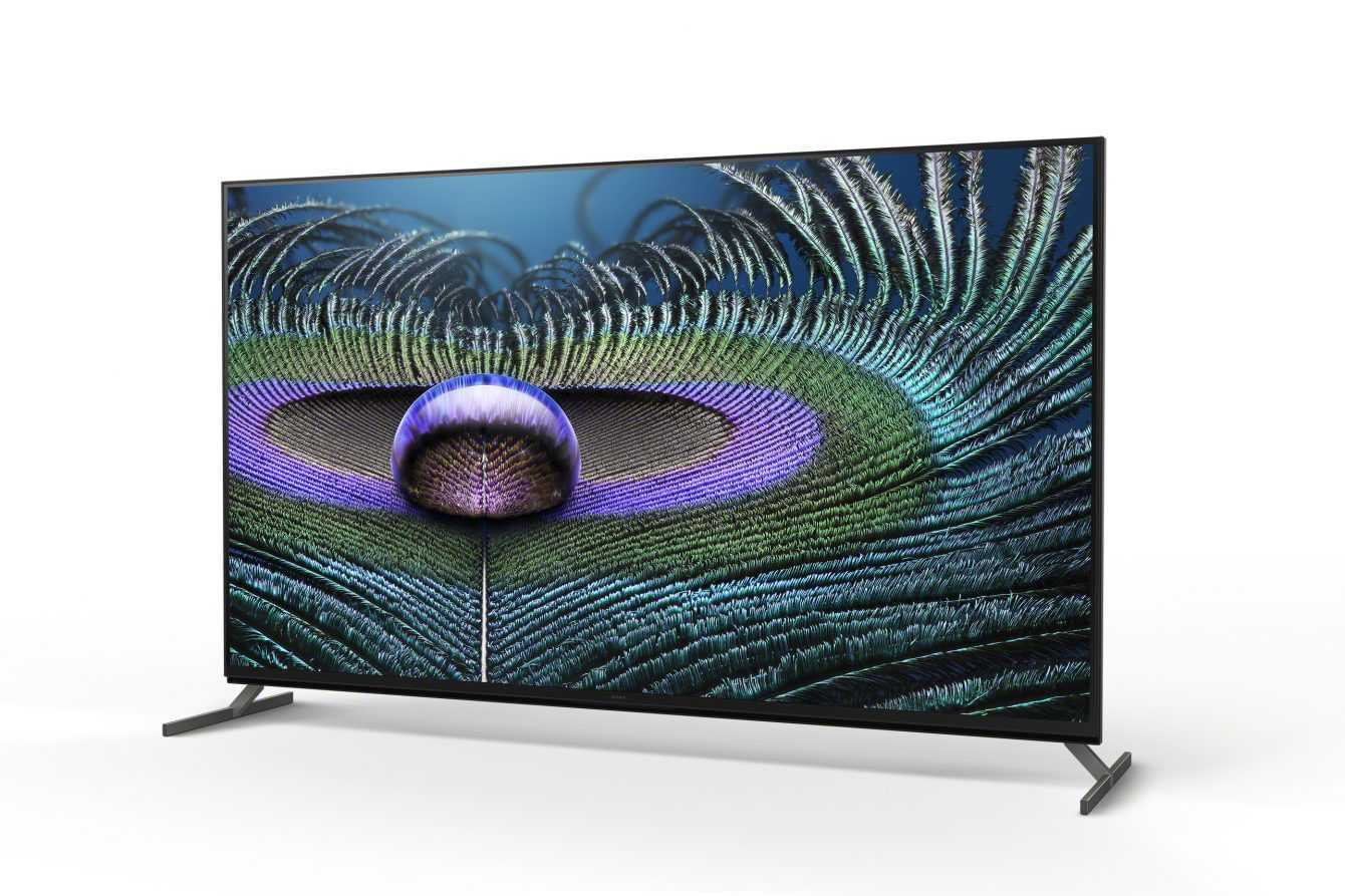 "Sony BRAVIA XR: nuovi TV fino a 8K con ""Cognitive Processor XR"""