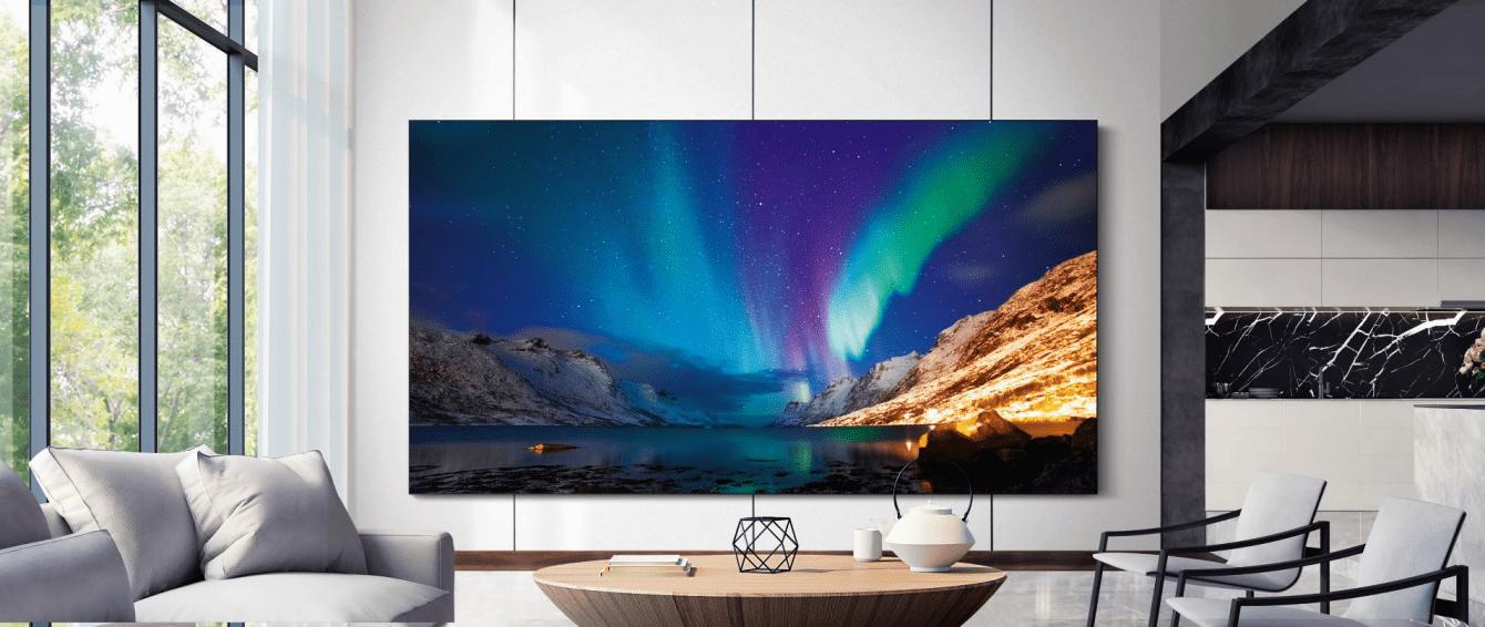 Samsung first look 2021: ecco le nuove TV presentate