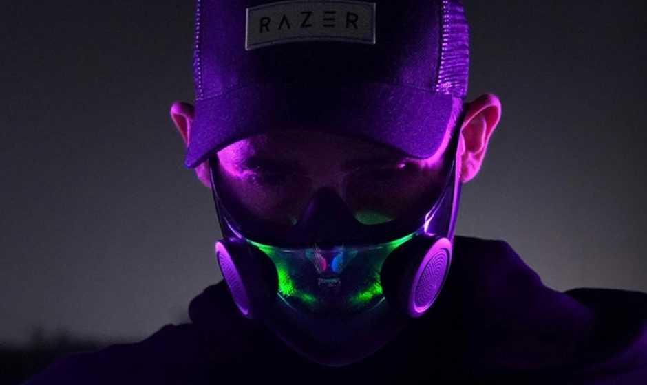 Non solo gaming, con Project Hazel Razer sbarca nel mondo delle mascherine