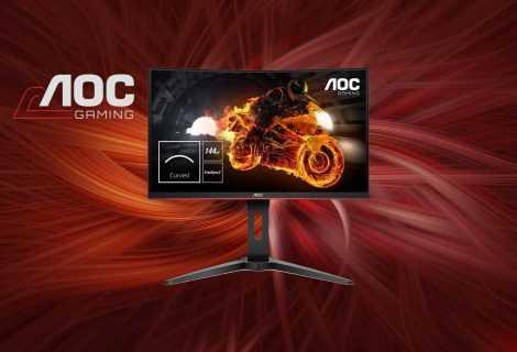 AOC: i monitor sono un riferimento per il gaming