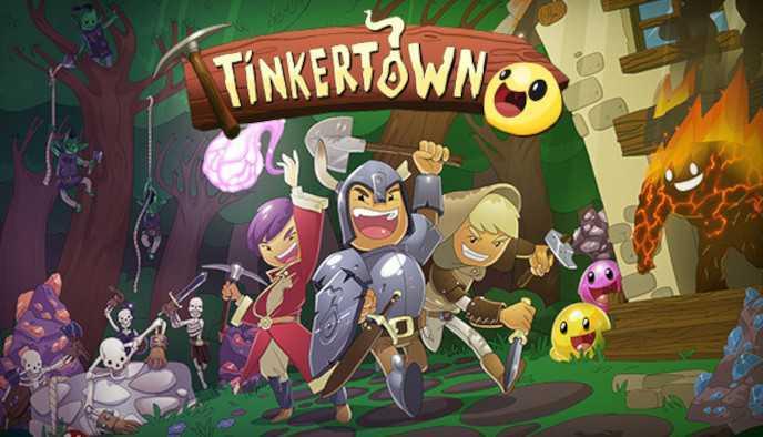 Anteprima Tinkertown: plasmate la vostra avventura