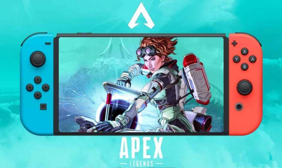Apex Legends: EA si lascia sfuggire la data di uscita per Nintendo Switch