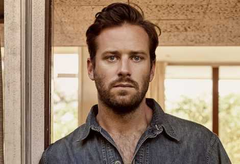 Armie Hammer lascia Shotgun Wedding