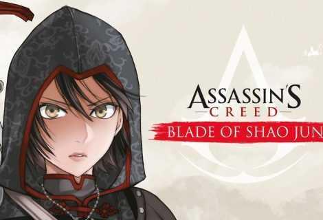 Assassin's Creed: Blade of Shao Jun, il nuovo manga della serie