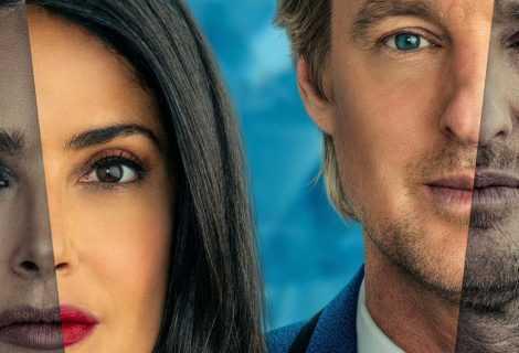 Bliss: il trailer del nuovo film con Owen Wilson e Salma Hayek