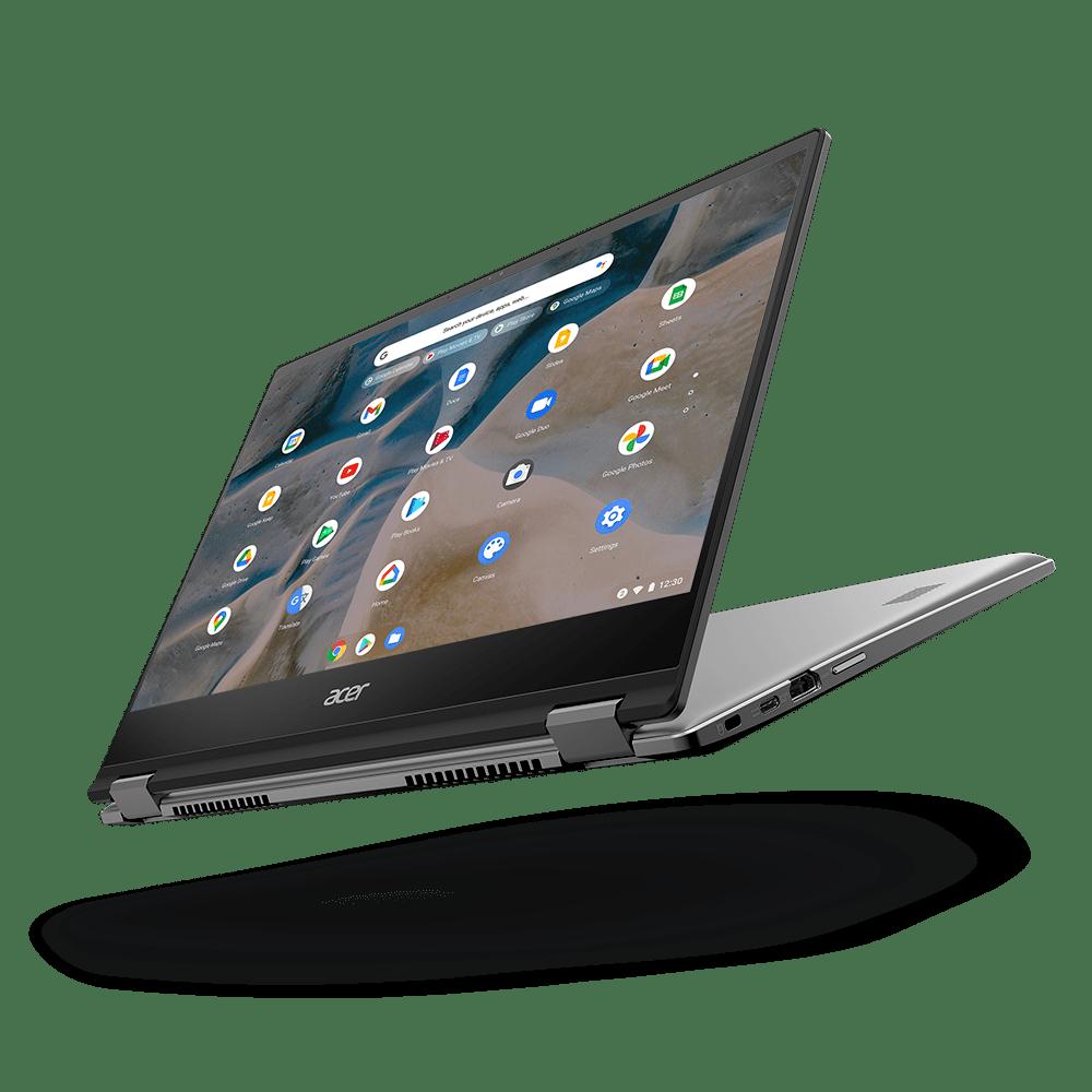 Acer Chromebook Spin 514: il primo con processori AMD