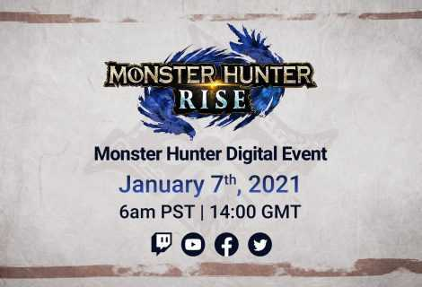 Monster Hunter Rise: diretta streaming in arrivo